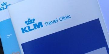 Op bezoek bij de KLM Travel Clinic