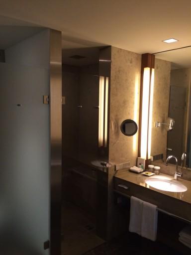 IC Berlin - Club Bathroom