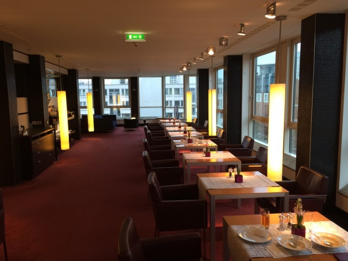 IC Berlin - Club Lounge Overview