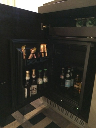 IC Berlin - Club Minibar