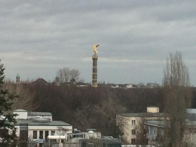 IC Berlin - Club Siegesaule