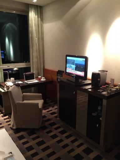 IC Berlin - Club TV - Desk
