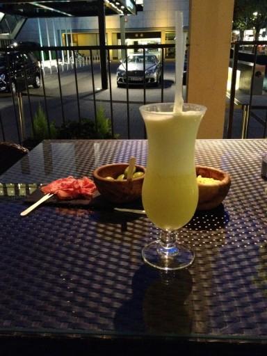 IC Berlin - Marlene Bar Cocktail