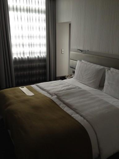 IC Berlin - Suite Bed