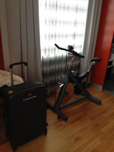 IC Berlin - Suite Hometrainer