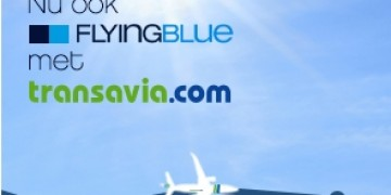 Flying Blue Transavia Partner