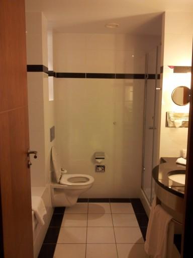 Crowne plaza brussels airport ikvliegveel - Lay outs badkamer ...