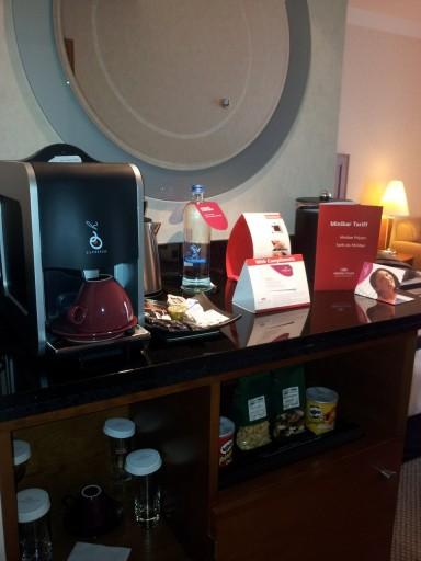 CP BRU Airport - Room Coffee Bar