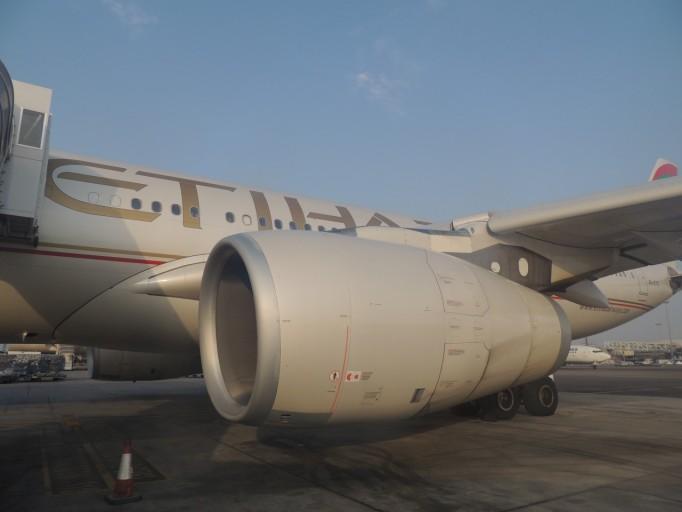Etihad Airways Airbus A330