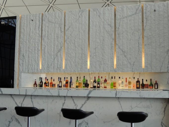 The Wing First Class Lounge Hong Kong
