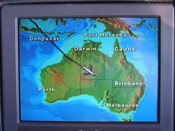 Boven Australië