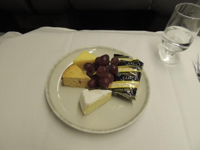 Singapore Airlines kaasplankje