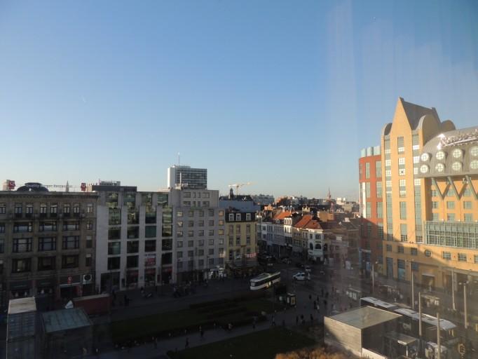 Park Inn Antwerpen business class kamer