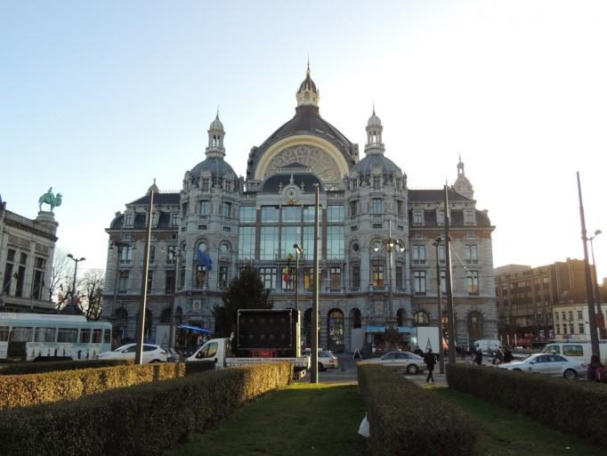 Centraal Station Antwerpe
