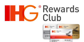 IHG Rewards Club logo
