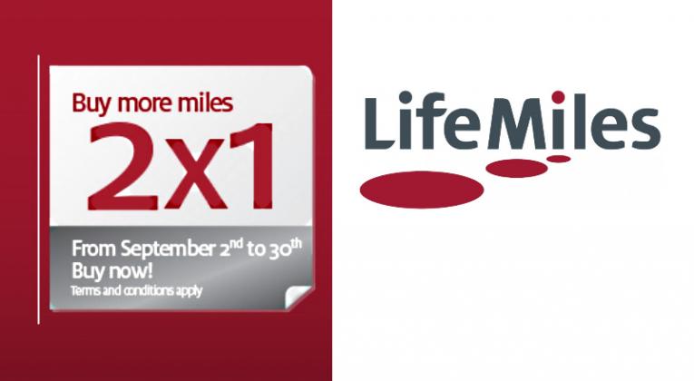 LifeMiles promo