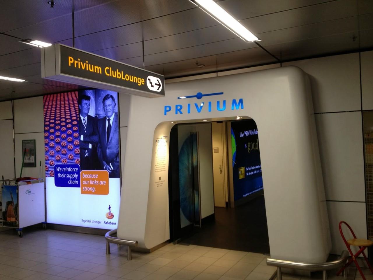 Privium - Plus - InsideFlyer NL