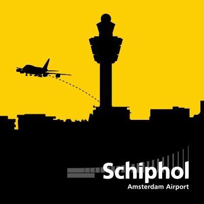 Schiphol logo