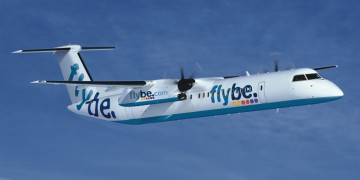 Flybe Bombardier 400