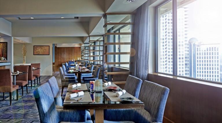 Novotel Kuala Lumpur City Centre Premier Lounge