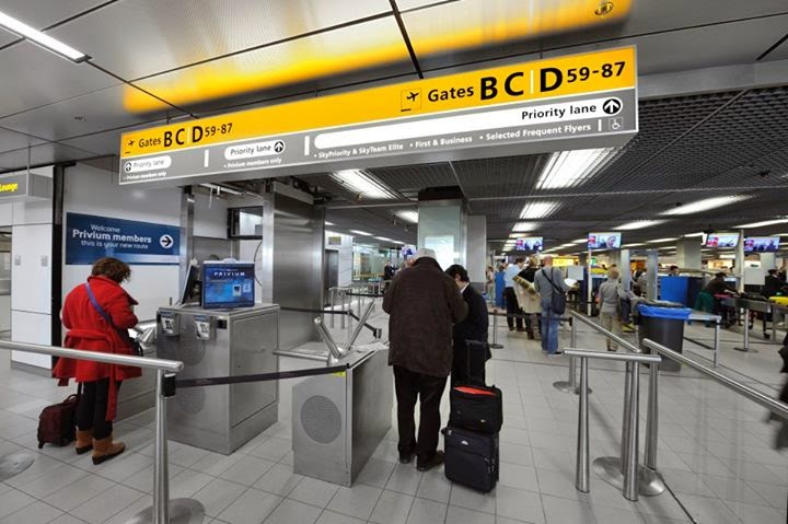 Schiphol Priority Security
