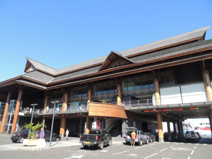 Tahiti Ferry Terminal