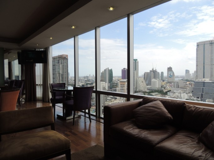 Pullman Bangkok Hotel G executive lounge