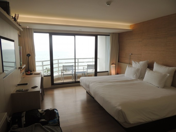 Pullman Pattaya Hotel G executive club room