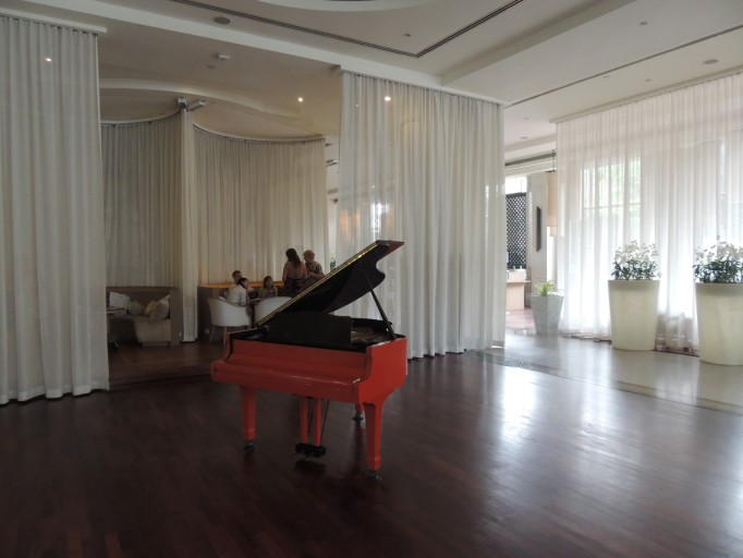 Pullman Pattaya Hotel G lobby