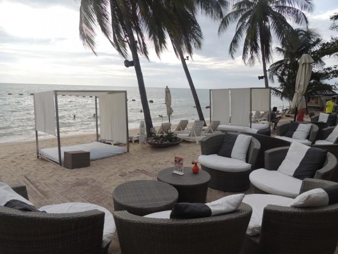 Pullman Pattaya Hotel G strand