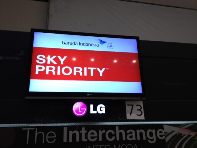 SkyPriority overal