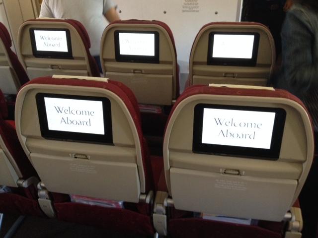 Met jet airways van brussel naar delhi insideflyer nl - Een ster in mijn cabine ...