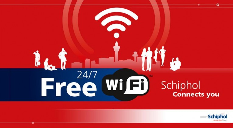 Wifi Schiphol