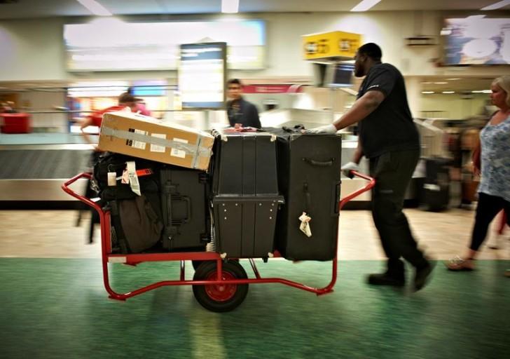 LHR baggage
