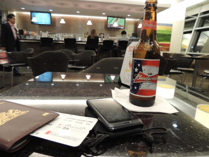 Admirals Club Lounge JFK