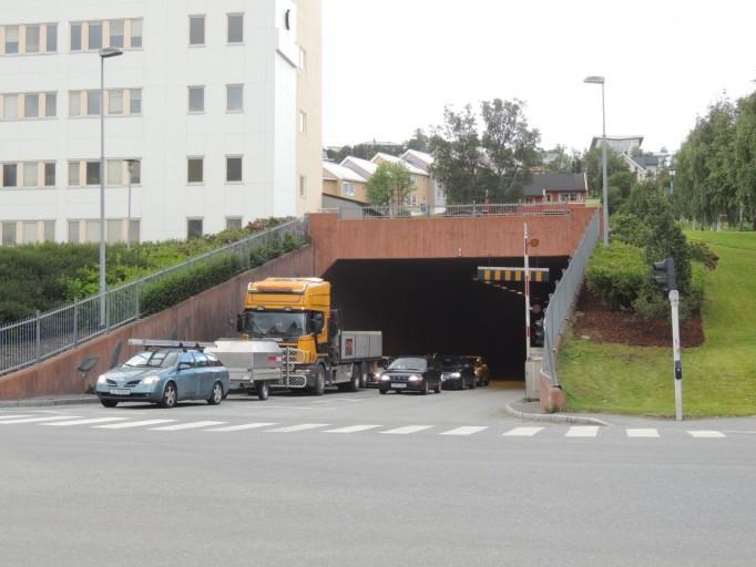 Tunnel Tromsø