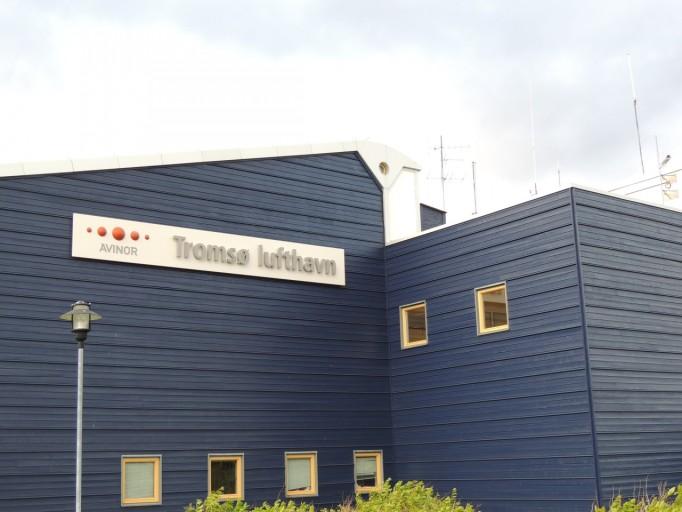 Luchthaven Tromsø