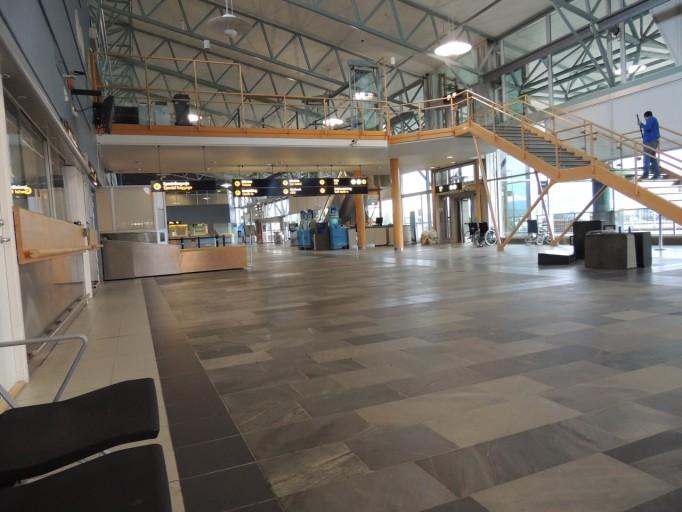 Tromso airport