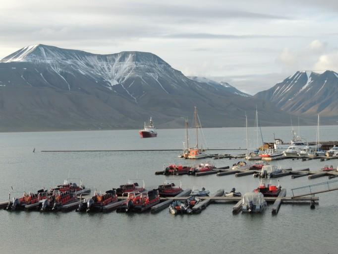 Longyearbyen haven