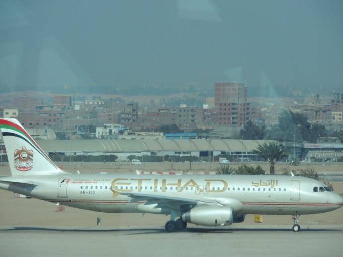 Etihad A320