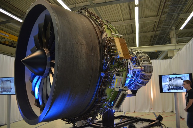 GEnx-B1 motor B787 Dreamliner