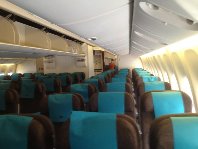 Garuda Economy Class
