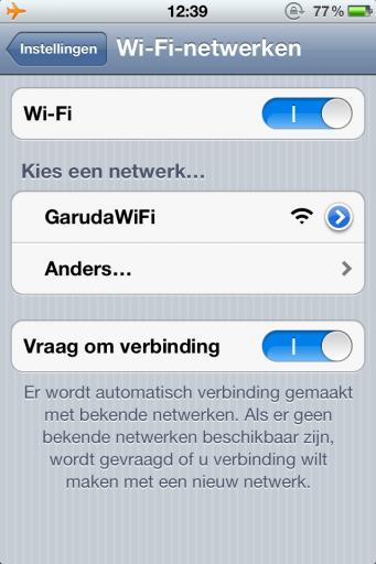 Garuda WiFi