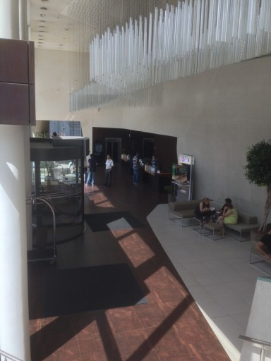 Radisson Blu Tbilisi Lobby