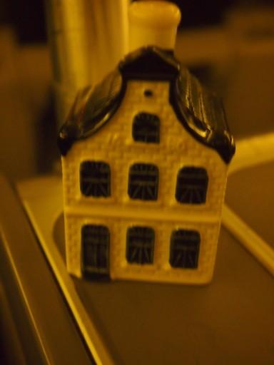 Mijn KLM huisje voor mijn verzameling