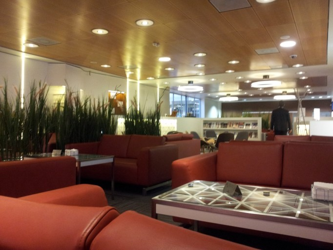 IDW Esperanza Resort Business Lounge