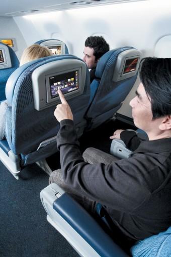 AIr Canada naar Toronto, Economy