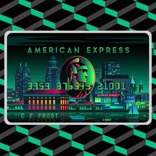 American Express © Andy Hau