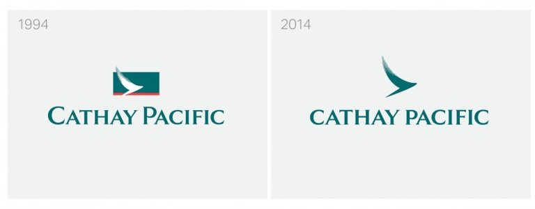 Cathay logo comparison