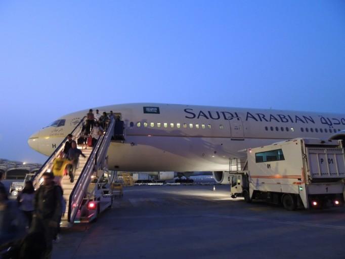 Saudia 777
